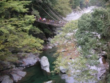 かずら橋周辺風景1